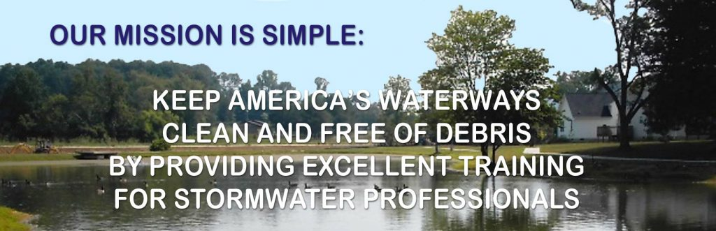 American Stormwater Institute Mission Statement